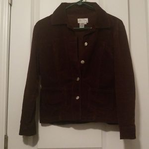 PS Sized Brown Coat